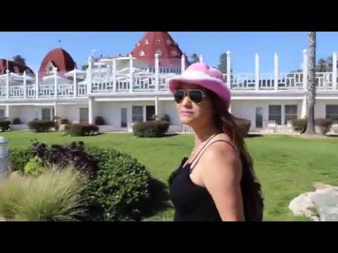 Somkhith-Walks around Coronado Municipal Beach, North Island (San Diego) Jun 2016