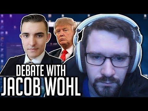 Donald Trump's Impact on the American Economy - Debate with Teenage Hedge Fund Manager Jacob Wohl