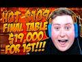 HUGE HOT 109 FINAL TABLE!!! PokerStaples Stream Highlights July 31st 2016