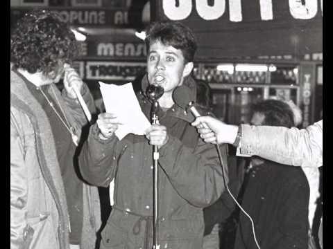 Homosexual law reform protests