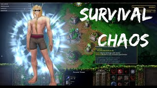 Survival Chaos - COME AT ME BRAH!!! | Warcraft 3