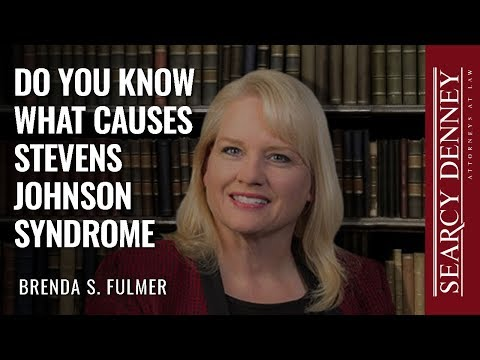Do You Know What Causes Stevens Johnson Syndrome