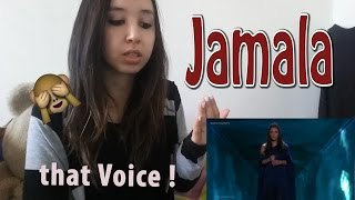 Jamala - 1944 (Ukraine) -Eurovision 2016  _ REACTION