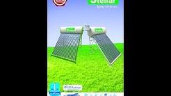 STELLAR SOLAR WATER HEATERS