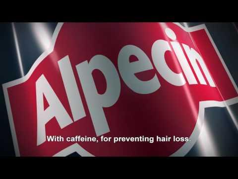 Alpecin OIL TVC   Hong Kong (English)