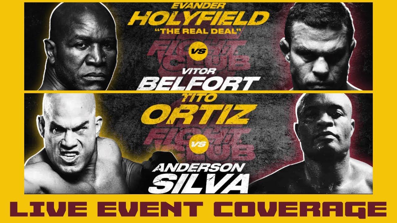 Holyfield vs. Belfort fight results: Ex-MMA star knocks out Evander ...