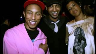 N.E.R.D.  ft.  Kelis & Pusha T - Truth or Dare [HQ]
