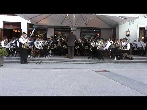 Nessun Dorma - Soloist Richard Bates - Youth Brass 2000