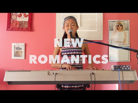 New Romantics by Taylor Swift (cover by Katherine Ho)