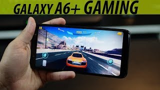 Samsung Galaxy A6 plus (2018) - Gaming Performance