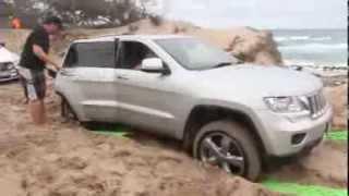 Fraser Island - Sand Rescue