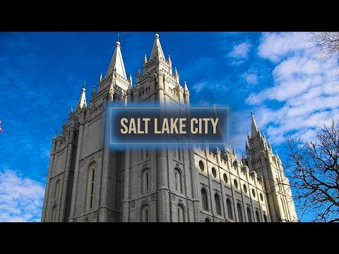 SALT LAKE CITY  |  Visit Utah's High-Elevation Capital in HD