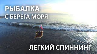 Как ловить кефаль с берега