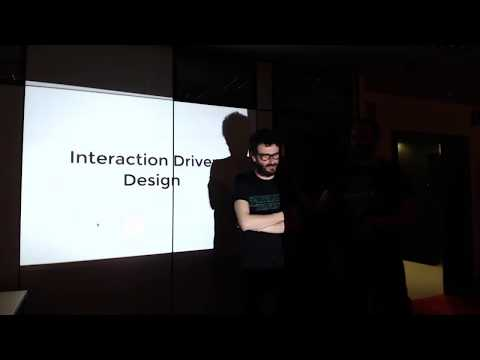 Python Valencia  - Interaction Driven Design