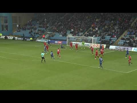 Gillingham Wigan Goals And Highlights