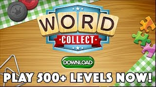 ✦ Free Word Download! ✦ Word Collect: Word Games Online FREE!