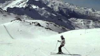 Горнолыжный курорт Валь Торанс, Альпы, Франция.(, 2011-02-26T21:42:30.000Z)