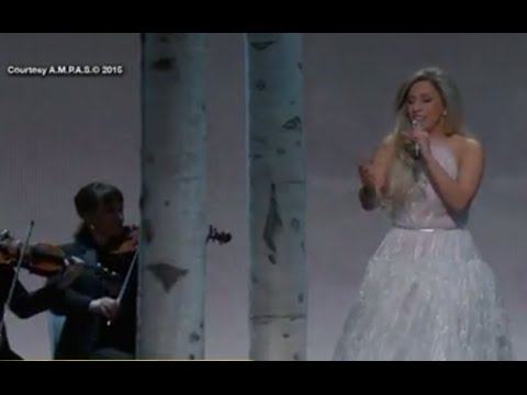 Lady Gaga's Oscar Performance: The Sound Of Music