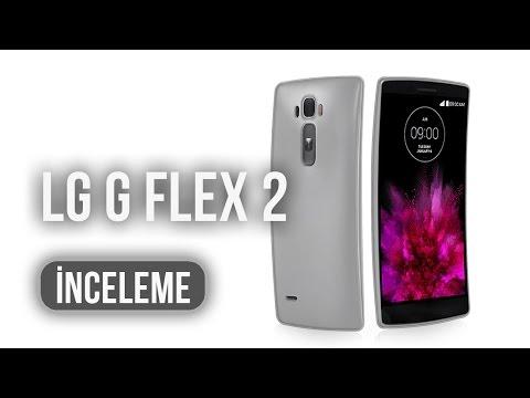 LG G Flex 2 İncelemesi