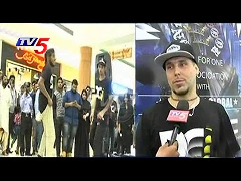 Indian BBoy Championship In Hyderabad |...
