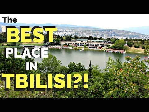 TURTLE LAKE: THE BEST PLACE IN TBILISI?!