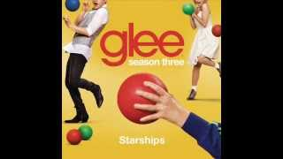 Glee - Starships (Glee Cast)