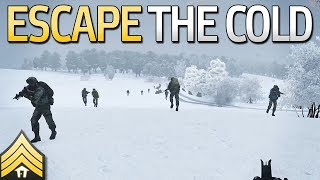 Escape the Cold — ShackTac Arma 3