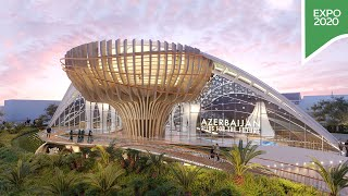 Step inside the Azerbaijan pavilion at Expo 2020