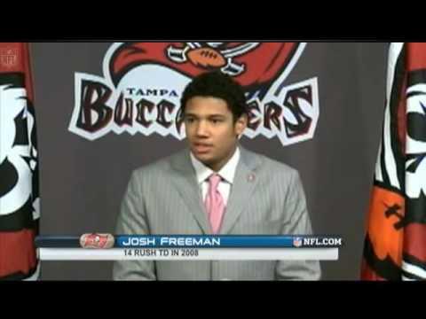 Josh Freeman Talks About the Bucs