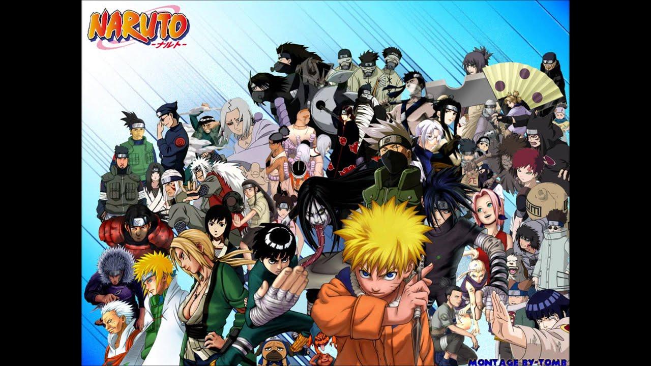 Naruto Unreleased Soundtrack - Naruto Main Theme Slow Version HQ Cover