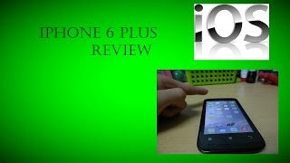 iphone 6 plus rom for lenovo a369i review