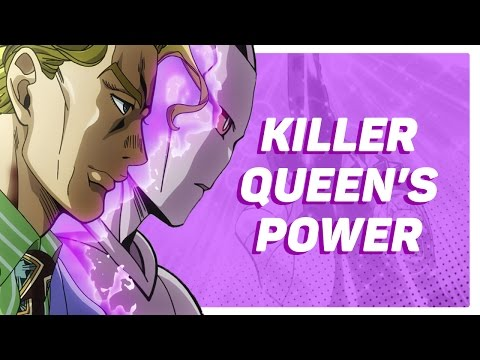 The Horror Of Killer Queen's Power