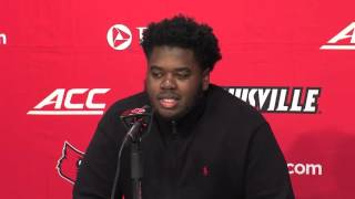 FB: Geron Christian Press Conference - Nov. 16