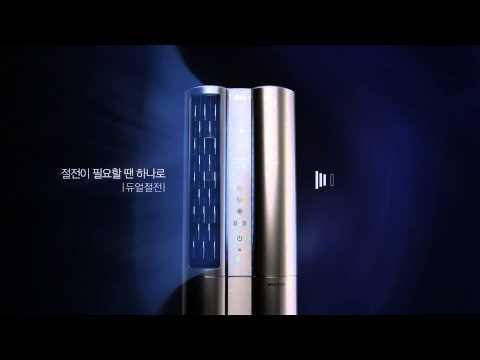 2015년 LG 휘센 듀얼 에어컨 TV CF (탄생편)