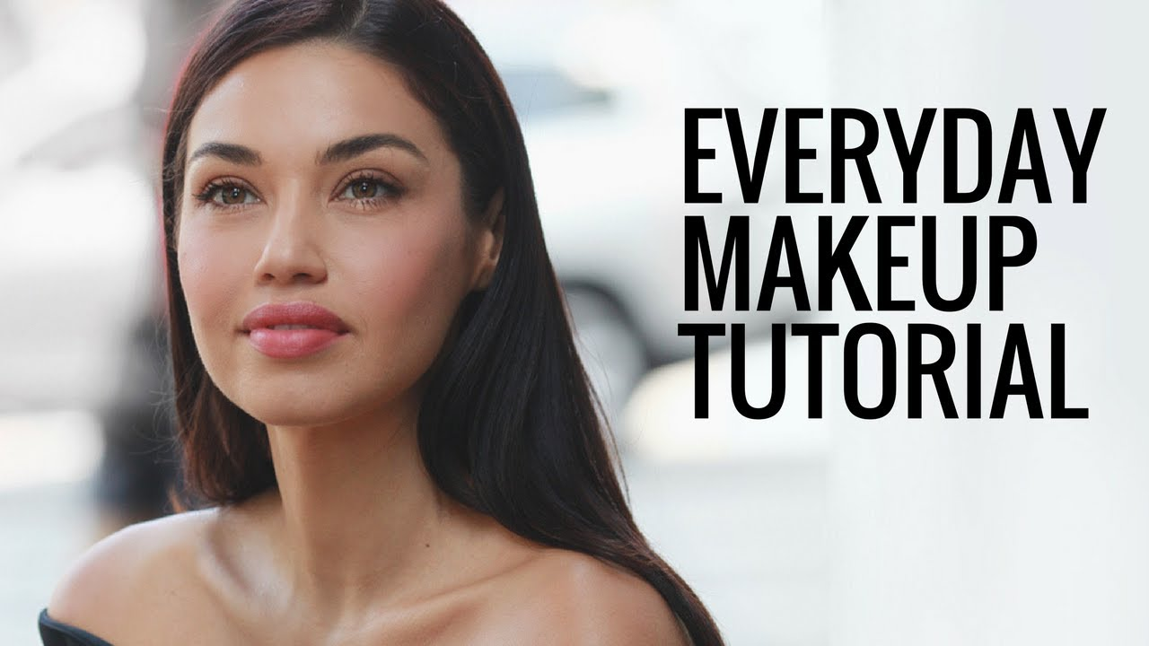 Everyday Makeup Tutorial How To Look Flawless Every Day