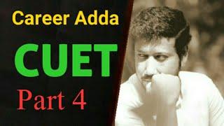 Career Adda @ CUET | Sushanta Paul | Part 4