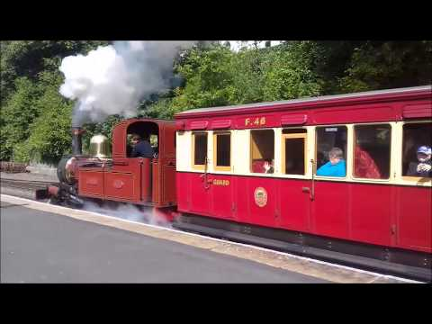 Isle Of Man, Steam Railway