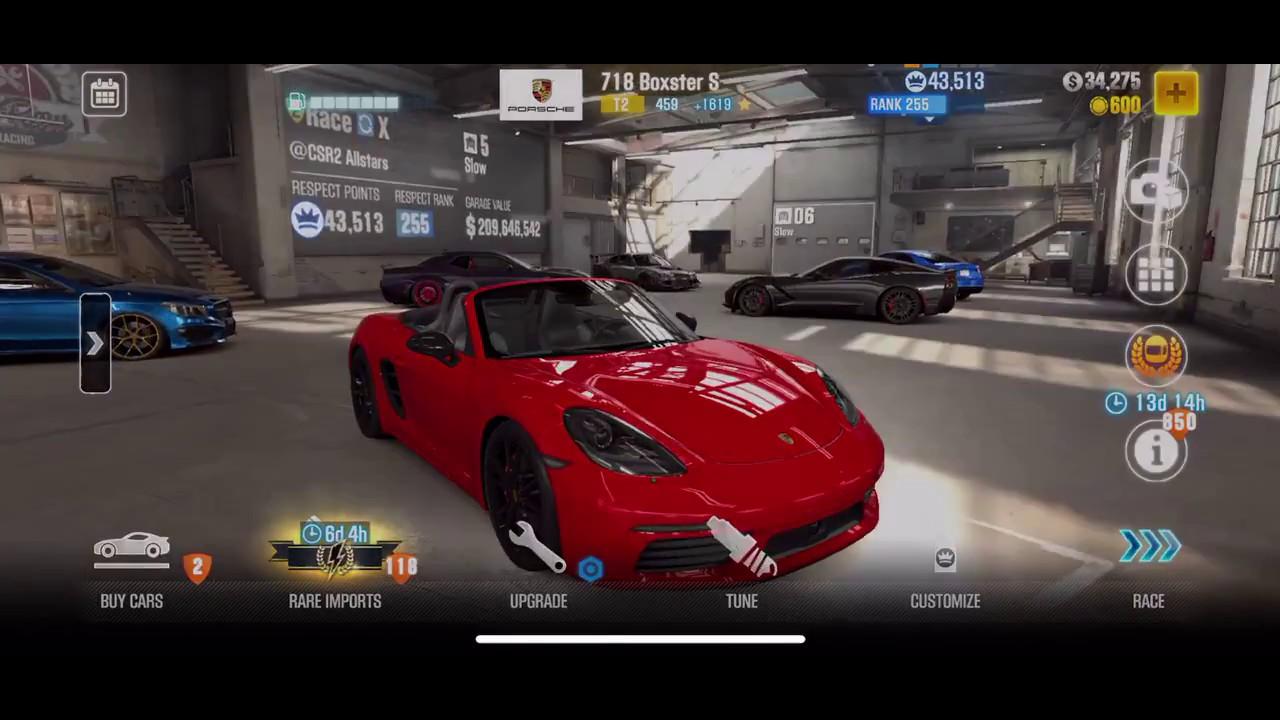 Csr Racing 2 World Records