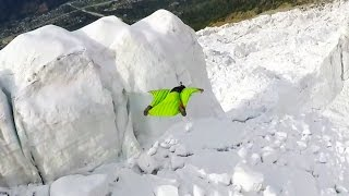 Flying Through The Glacier | Aiguille Du Midi Sessions