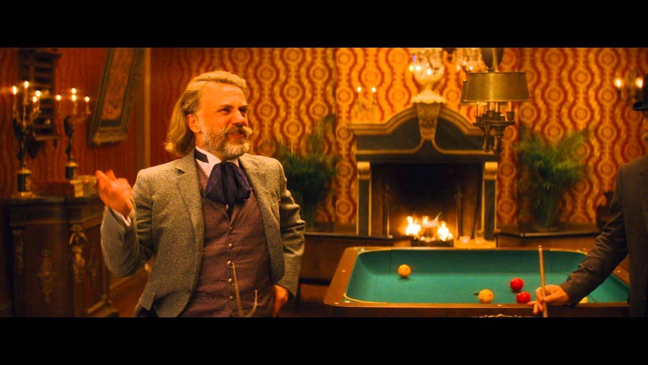 Django Unchained Trailer F PREMIÄR 18 Januari 2013