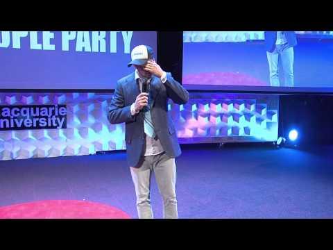 The mr speaker show | Mr Speaker | TEDxMacquarieUniversity