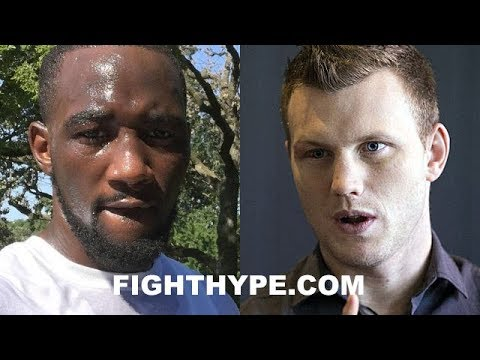 "TERENCE CRAWFORD ERUPTS; TRADES WORDS WITH JEFF HORN: ""I'M F'ING YOU UP...EVERYONE KNOW IT"""