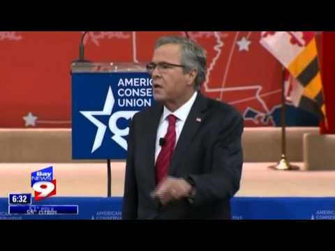 Jeb Bush and Marco Rubio on Immigration at CPAC 2/27