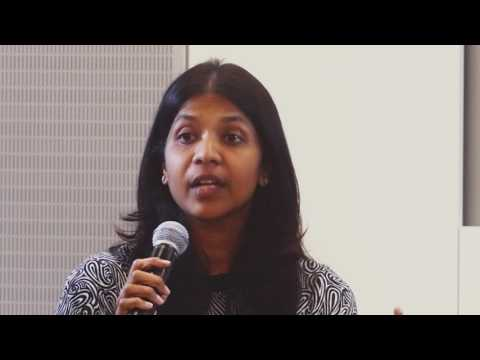 Archana Vemulapalli (CTO of DC) at Startup Grind DC