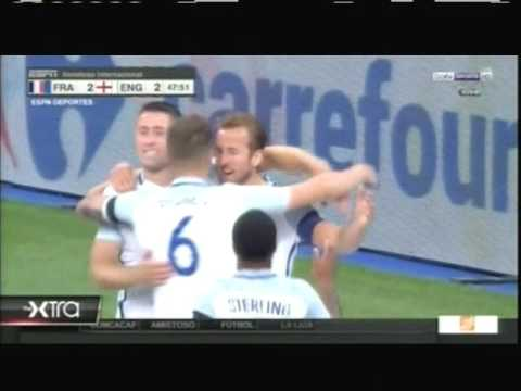2017 (June 13) France 3 -England 2 (Friendly)