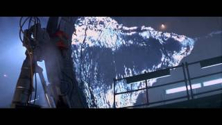 Stargate movie first activation [HQ]