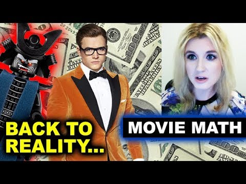 Box Office for Kingsman The Golden Circle, The Lego Ninjago Movie, It 2017, Mother