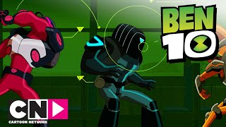 Бен 10 | Побег из поезда | Cartoon Network