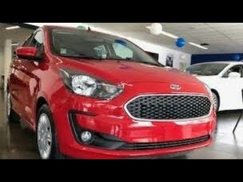 Ford Ka Se 1 0 2019 Youtube