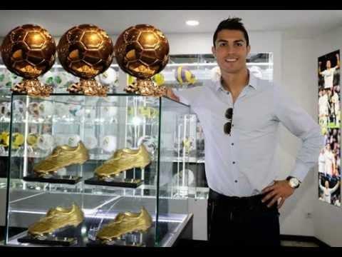 Cristiano ronaldo ballon d or y botas de oro 2014 2015 - YouTube c7bf4028e2b34